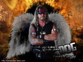Dog The Bounty Hunter by Kawak-Rider