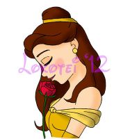 Graphic Design - Belle - 2012 by Lokotei