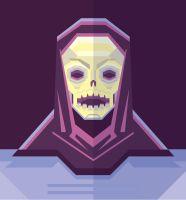 Skeletor by Helbetico