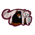 greyson's new cats by demonrin16power