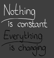 Nothing is constant... (Day 316) by Hedwigs-art