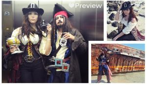 Pirates of the Caribbean - Preview by Nao-Dignity