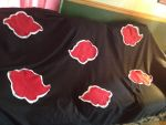 Akatsuki Blanket by SublimeSalt