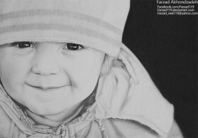 cute Baby...(Drawing ) by farzad119