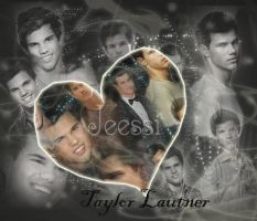 Taylor Lautner by Jeessi