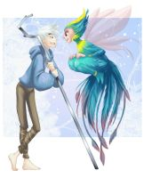 RotG - Frostbite by ZOE-Productions