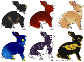 Bunnies for SWC-arpg by orengel