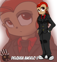 Delquea Angelo II by TheOctoberScarf