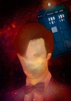 The Doctor, The Universe and Sexy by linniesomething