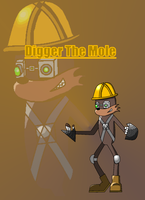 Digger The Mole by chibishadow8