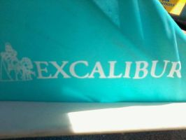 Excalibur? by thenumba1spaz