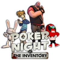 Poker Night Dock Icon by necrothug