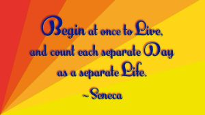 Seneca Quote by RSeer