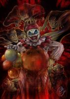 John Wayne Gacy Jr by angelmarthy