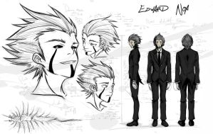 Edward Nox by En-Viious