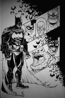 Batman. by JordanMichaelJohnson