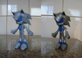 Prelate SH (Sonic) papercraft by augustelos
