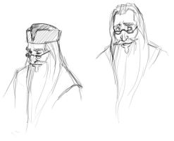 Dumbledore by aspera