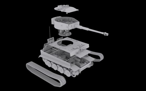 Sd.Kfz.181 by ld810103