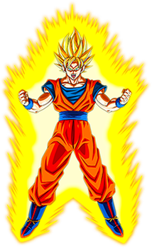 Goku SS1 4 by alexiscabo1