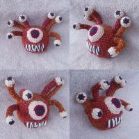 Plushie Beholder by KasumiAngel