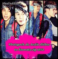 PhotoPack de Justin Bieber 052 by MeeL-Swagger