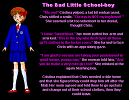The Bad Little School-boy +032 by SissyDemi