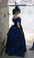 Claudia  1880S gown wgw by Abigial709b
