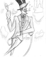 Dr Wondertainment Sketch by charle88