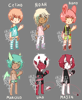 Frittata Keepers {NOT 4 SALE} by Kiwi-adopts
