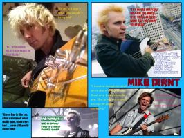 Mike Dirnt Wallpaper by katfrostfur