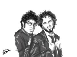 flight of the conchords by neraksel