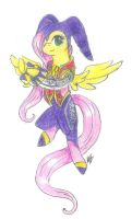 FlutterNiGHTS Colored by FountainStranger