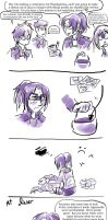 A happy Thanksgiving SNK comic sort of by Tavoriel