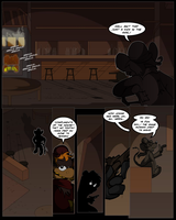 Keeping Up with Thursday: Issue 10, page 22 by AaronsArtStuff