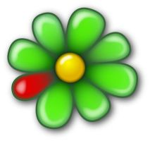ICQ Flower by sibbl