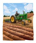John Deere Cover by CarlPearce