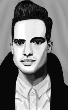 Brendon Urie (Nicotine) by decaygirl13