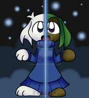 Cave Story- The two sides of Sue by KiKiD484