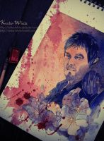 Daryl Dixon by Kinko-White