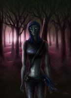Creature of the Twilight by XDimov