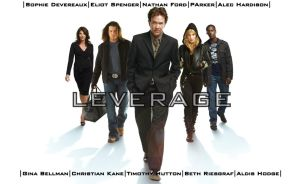 Leverage - The Crew by NeRo-DeViLz