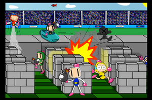 Bomberman Blast by bugs92