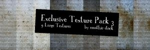 Exclusive Texture Pack 3 by emothic-stock