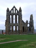 Whitby Abby 1 by TimeWizardStock