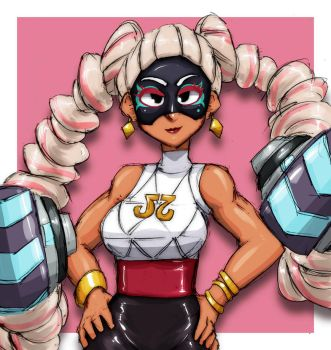 Twintelle by gingrjoke