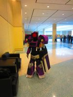 Shockwave Toronto Comic Con- 1 by Redrosesforever