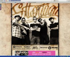 Myspace Layout - Storia by itsmylove