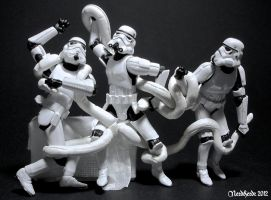 The Laocoon Group by EmpireStripsBack