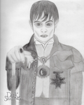Dark Shadows Contest - Johnny Depp by colr-mee-grn